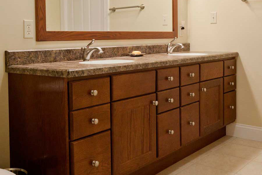 Bathroom 1 mettes cabinet corner for Bathroom cabinet 900 x 600