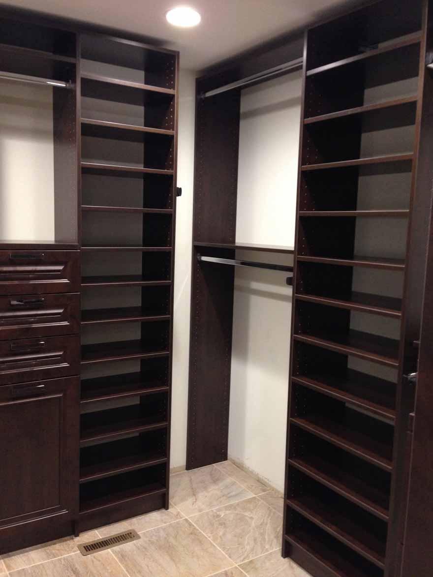 Closets Mettes Cabinet Corner